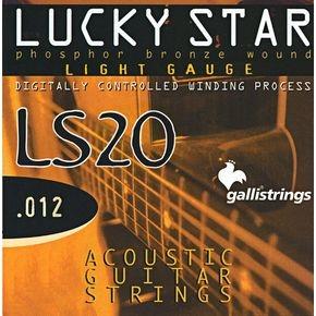 Lucky Star 12-52 light teräskielet
