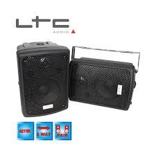 "LTC Audio 8"" aktiivikaiutinpari"