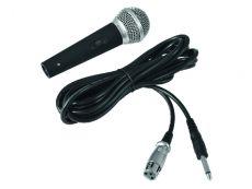 Omnitronic M-60 laulu- ja puhemikrofoni