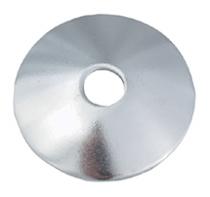 Gibraltar SC-MCW symbaalitelineen metalliset kuppiprikat
