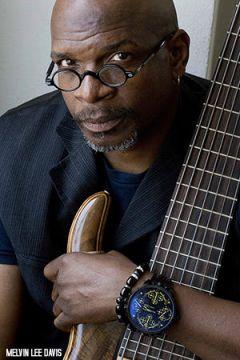 NUX NPB-5 Melvin Lee Davis bassoefekti