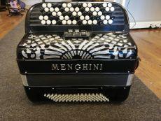 Menghini 2-äänikertainen harmonikka