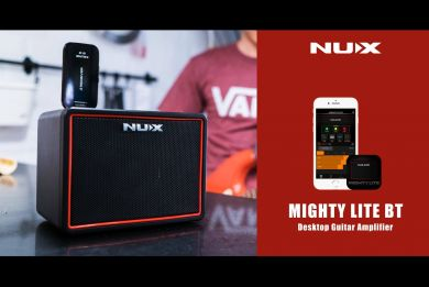 NUX Mighty Lite BT mini kitaravahvistin