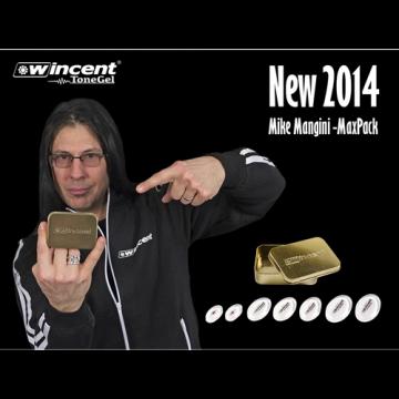Wincent W-Tonegel Mike Mangini MMP