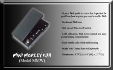 Morley MMW Mini-Wah