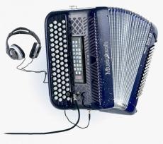 Musictech Music Maker Digital 50 Digiharmonikka