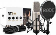 RODE  NT-2A Studio Solution Set studiomikrofonisetti