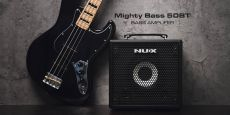 NUX Mighty Bass 50BT bassovahvistin