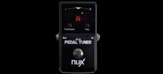NUX PT-6 pedaalimallinen automaattinen viritysmittari