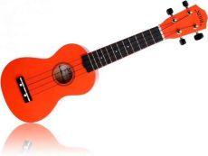 Noir NU-1S oranssi ukulele