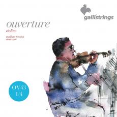 Galli Ouverture 1/4-viulun kielet