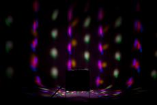 Makea LED Derby efekti