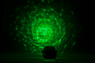 "Hieno LED ""waterwave"" Vesiefekti Kaukosäätimellä"