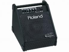 Roland PM-10 sähkörumpuvahvistin