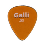 Galli P72O - Polycarbonate 0.50mm plektra