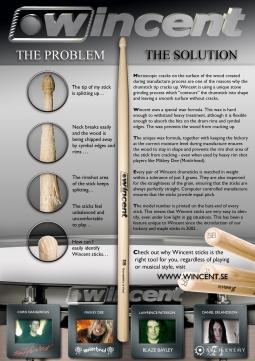Wincent W5A rumpukapulat