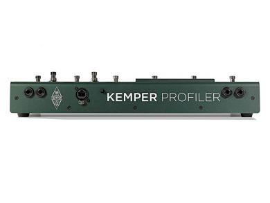 Kemper vahvistin Profiler PowerRack + jalkapedaali