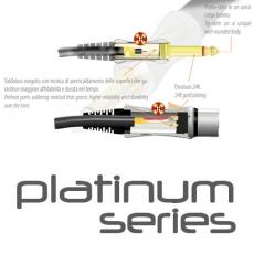 Bespeco Platinum TP900FM 9m mikrofonikaapeli
