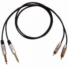 Bespeco RCJJ600 audiokaapeli 6m