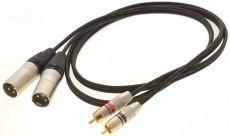 Bespeco RCM300 audiokaapeli 3m