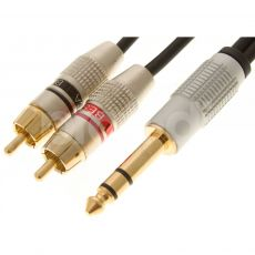 Bespeco RCZ150 audiokaapeli, 1,5m