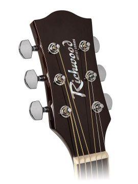 Richwood RD-12SB teräskielinen kitara