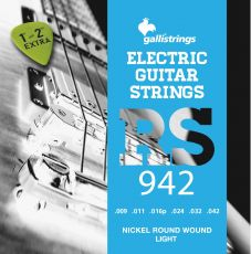 Galli Strings Rock Star RS-942 extra light sähkökitaran kielet