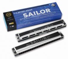 Seydel Sailor Steel e-molli huuliharppu