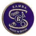Samba 322 kromaattinen kellopeli c3 - g4