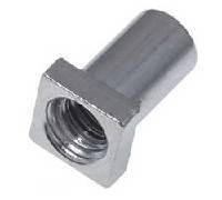 Gibraltar LG mutterit viritysruuveihin 6mm, 12 kpl/pussi