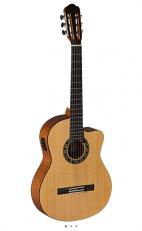 LaMancha Romero 32CE-N mikitetty kapeakaulainen kitara