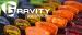 Gravity Picks Sunrise Mini Jazz 1.5mm Unpolished GSUM15M