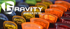 Gravity Picks Classic Mini Jazz 2.0mm GCLM2P
