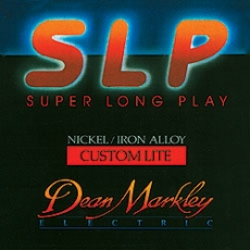 SLP 9-46 Custom Lite sähkökitaran kielet
