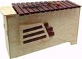 Sonor TAKX10 diatoninen ksylofoni, tenori