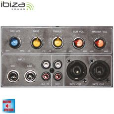 Ibiza Sound SUB15A 800W aktiivisubwoofer