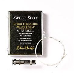 Dean Markley Sweet Spot kitaramikki