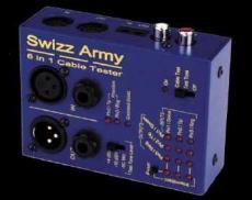Ebtech SWIZZ-CT Swizz Army Cable Tester