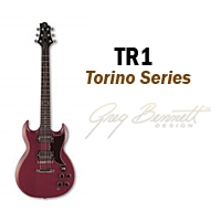 Samick Greg Bennet Torino TR-1 sähkökitara
