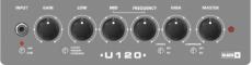 Blackstar Unity 120 bassovahvistin