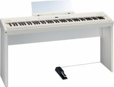 Roland FP-50 sähköpiano musta/valkoinen