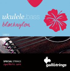 Galli Strings UXB810 ukulele basson kielet