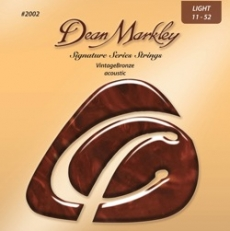 Dean Markley 12-54 BRONZE med.light teräskielet