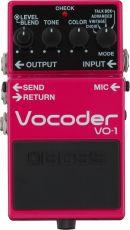 Boss VO-1 Vocoder lauluprosessori