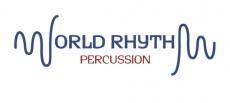 "World Rhythm Percussion 4"" djembe, 15 cm"
